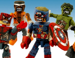 HeroClix Marvel Zombies