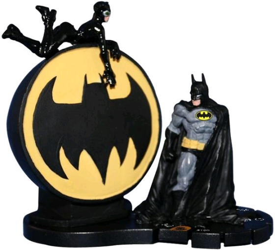 Free Comic Book Day Heroclix: The Brave And The Bold