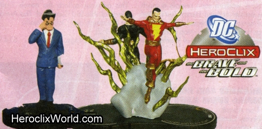 HeroClix Brave and Bold