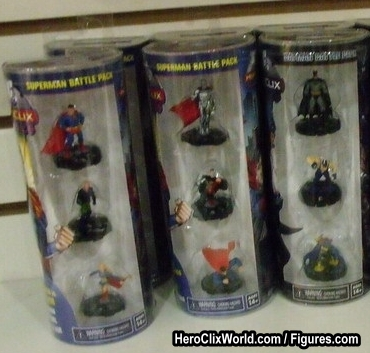 HeroClix Battle Pack