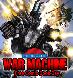 HeroClix War Machine