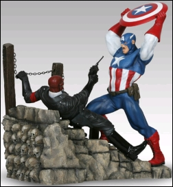 HeroClix Hammer of Thor Captain America