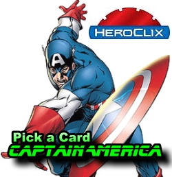 Pick a Card: Captain America