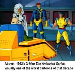 HeroClix XMen Animated Series