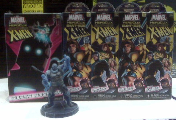 Giant Size X-Men HeroClix