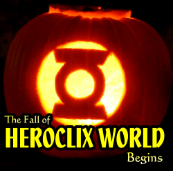 Fall of HeroClix World
