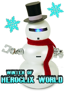Winter of HeroClix World