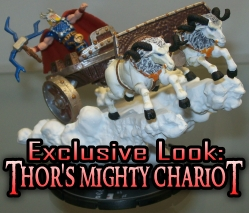 Thors Mighty Chariot