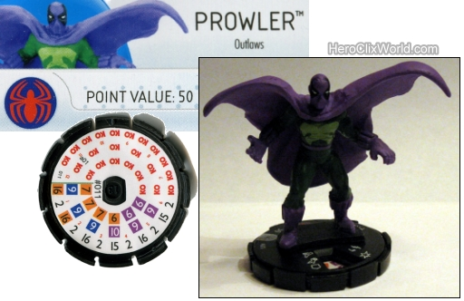 Web of Spider-Man Prowler