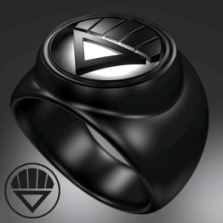 Blackest Night Power Ring