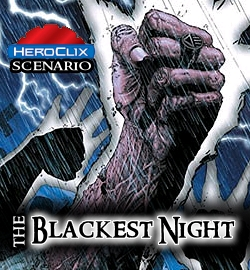 Blackest Night HeroClix Scenario