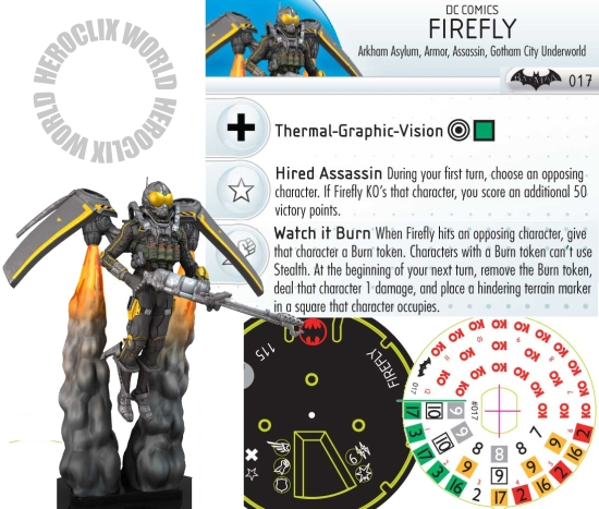 Vancouver and Lower Mainland Heroclix • View topic - DC Heroclix