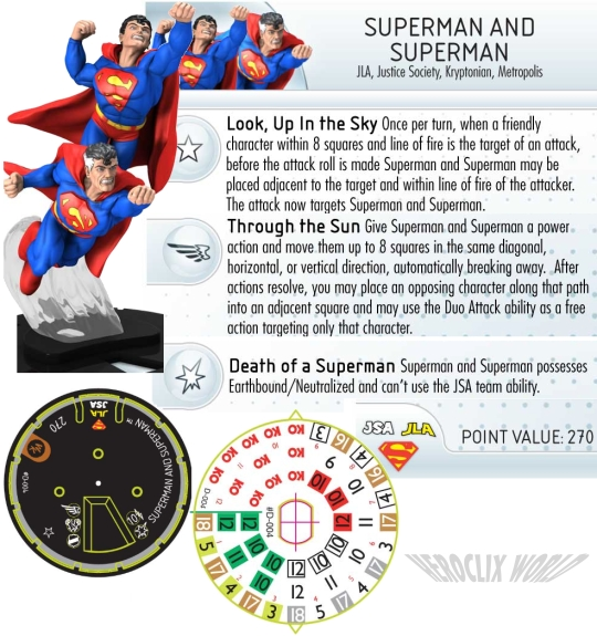 Superman and Superman Dial