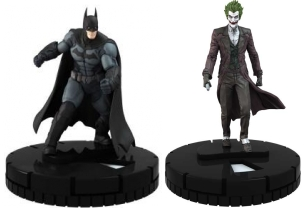 HEroClix Batman Joker