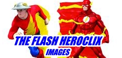 HeroClix The Flash Stills