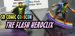 SDCC Flash HeroClix Images
