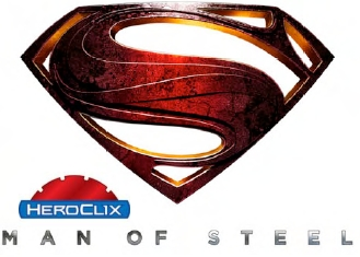 HeroClix Man of Steel