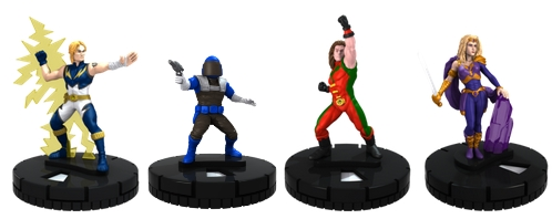 legion of superheroes HeroClix