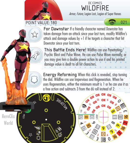 Wildfire Dial