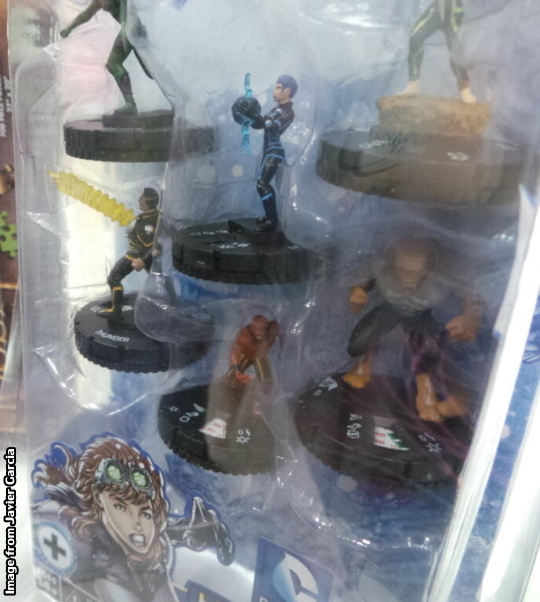 Ravagers Fast Forces HeroClix