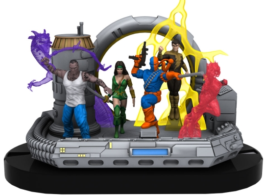 HeroClix Villains for HirE Dial