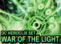 HeroClix War Of The Light
