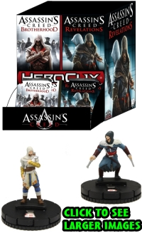 Assassins Creed HeroClix