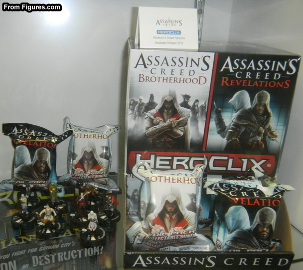 HeroClix Assassin's Creed Spoilers