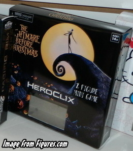 Nightmare Before Christmas HeroClix