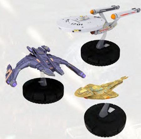 Star Trek HeroClix Tactics II