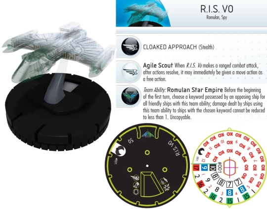 HeroClix Star Trek Tactics II