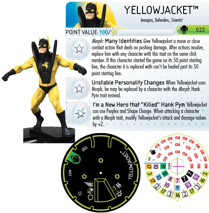 Age of Ultron Yellowjacket