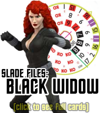 Shield Team Pack Black Widow Dial