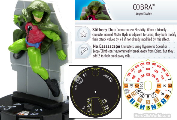 Clix Beat Cobra