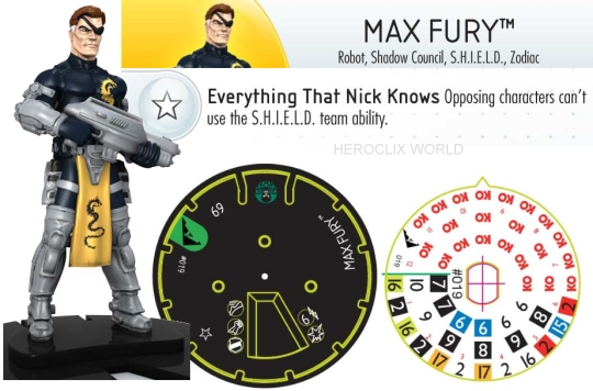 Awesome Clix: Max Fury