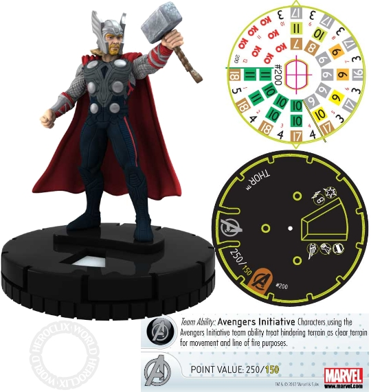 Awesome Clix: FCBD Thor