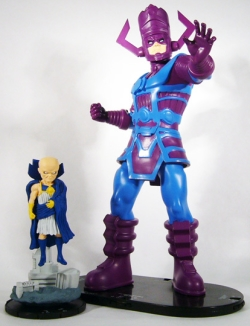 Galactus and Watcher Dials