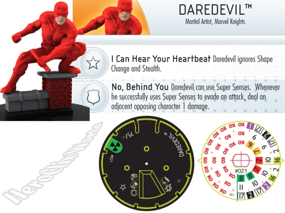 Awesome Clix: Daredevil