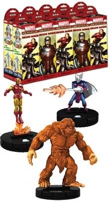 HeroClix Invincible Iron Man