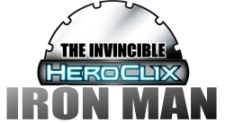 HeroClix The Invincible Iron Man