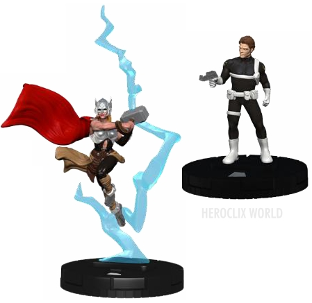 Agent of Shield HeroClix