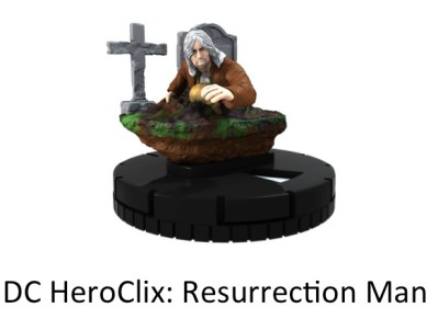 HeroClix convention Exclusives 2014