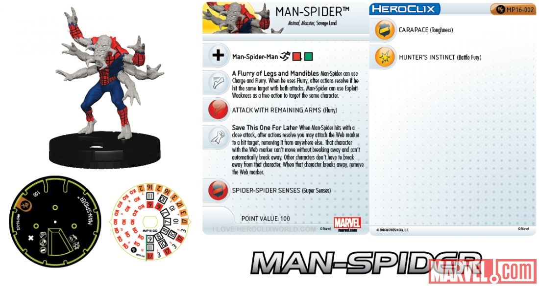 HeroClix Convention Exclusives