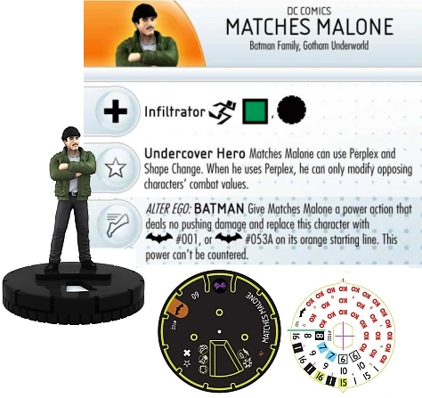 Batman HeroClix LE Figure