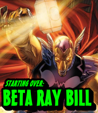 HeroClix Podcast: Starting Over (Beta Ray Bill)