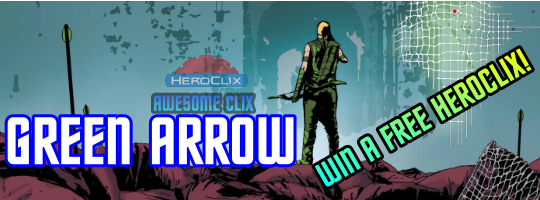 Awesome Clix: Green Arrow