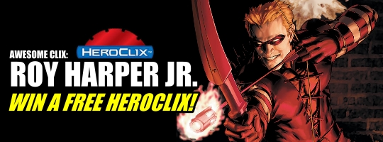 Awesome Clix: Roy Harper Jr.
