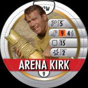 HeroClix World Bystander James Kirk
