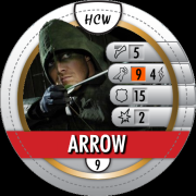 HeroClix World Bystander Arrow