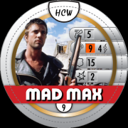 HeroClix World Bystander Mad Max